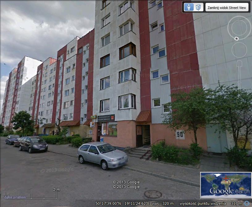 Budynek przy ul. Lenartowicza